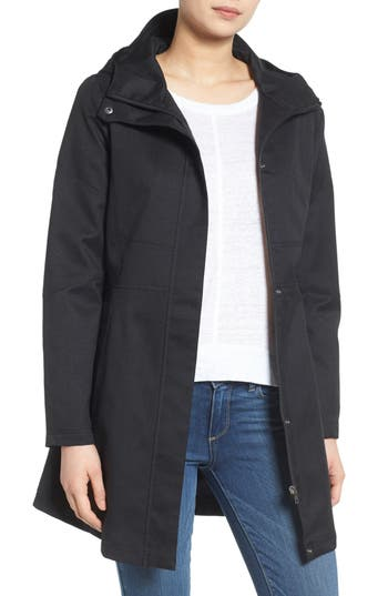 Women's Kristen Blake Hooded Utility Trench Coat