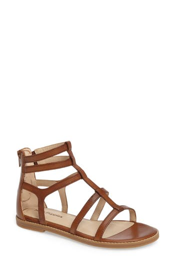Hush Puppies Abney Chrissie Cage Sandal W - Brown