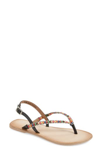 Coconuts By Matisse Celebration Beaded Sandal