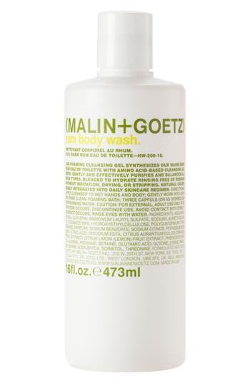 MalinGoetz Rum Body Wash