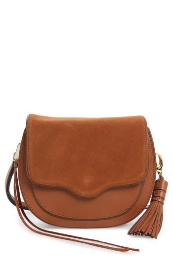 Rebecca Minkoff Large Suki Crossbody Bag - Brown