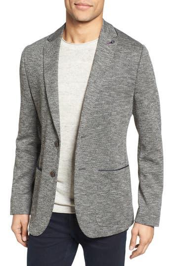 Men's Ted Baker London Italy Modern Slim Fit Textured Jersey Blazer