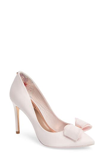 Ted Baker London Azeline Bow Pump- Pink