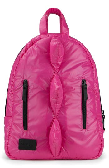 Infant 7 A.m. Enfant Dino Water Repellent Mini Backpack - Pink
