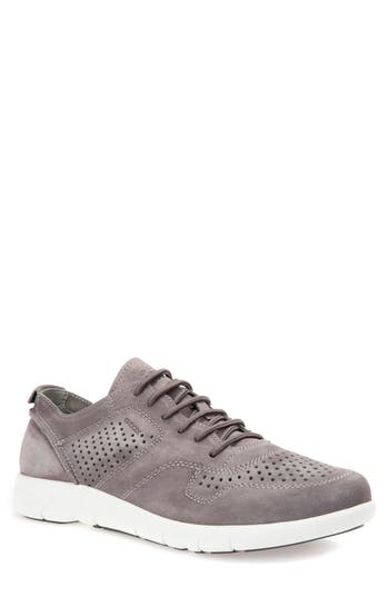 Geox Brattley 2 Perforated Sneaker