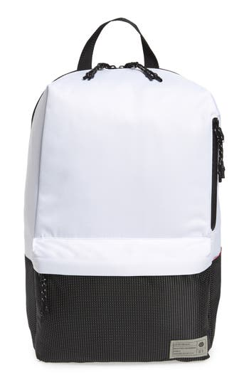 Hex Exile Backpack - White