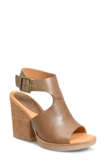 Kork-Ease Linden Sandal, Brown