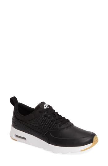 Nike Air Max Thea Sneaker- Black
