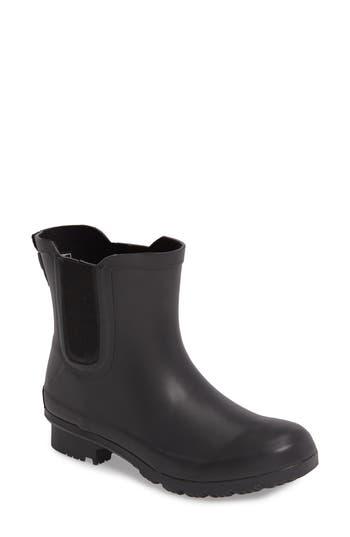 Roma Waterproof Chelsea Boot, Grey