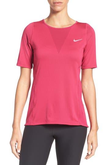 Nike Zonal Cooling Relay Tee, Purple
