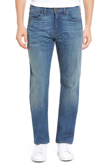 Big & Tall Paige Legacy - Doheny Relaxed Fit Jeans, Blue