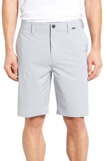 Hurley Phantom Friction Shorts, Grey
