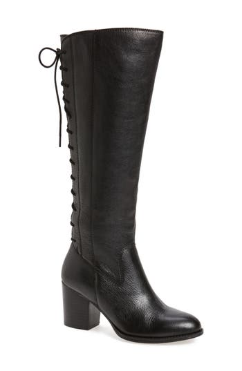 Sofft Wheaton Knee High Boot, Black