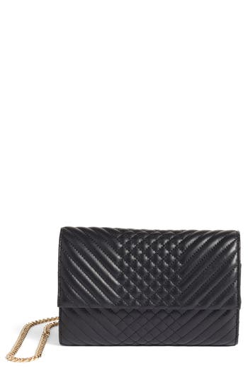 Women's Vince Camuto Fayna Foldover Clutch -