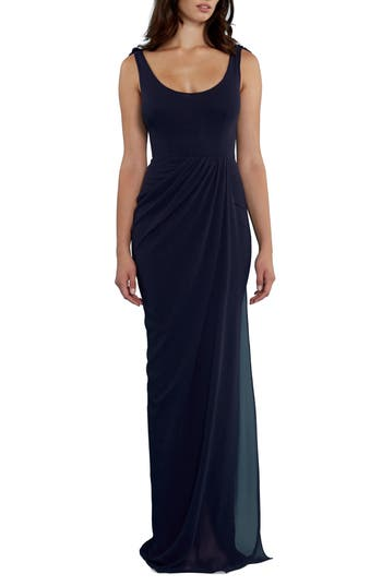 Katie May Farrah Chiffon Gown