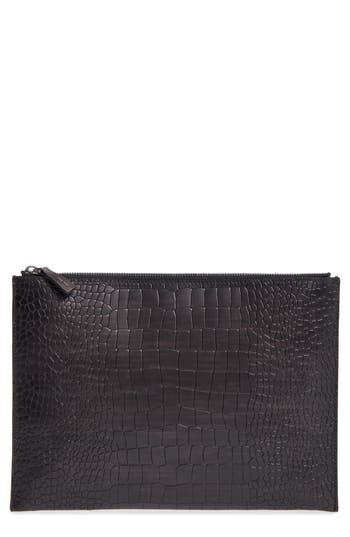 Magnanni Leather Tablet Case - Grey