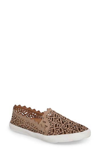 Klub Nico Sydney Perforated Sneaker, Beige