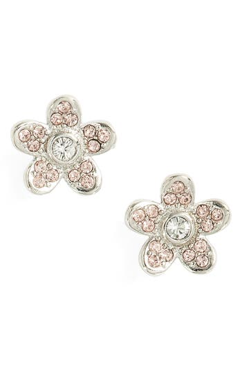 Women's Marc Jacobs Coin Flower Stud Earrings