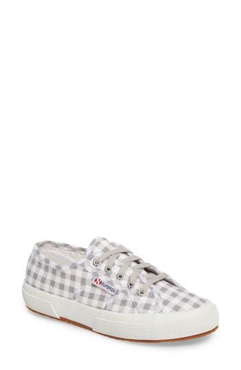 Superga 2750 Calico Sneaker - Grey