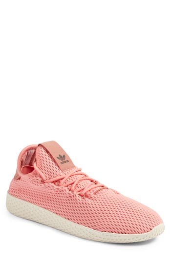 Adidas Originals X Pharrell Williams Mesh Sneaker, Pink