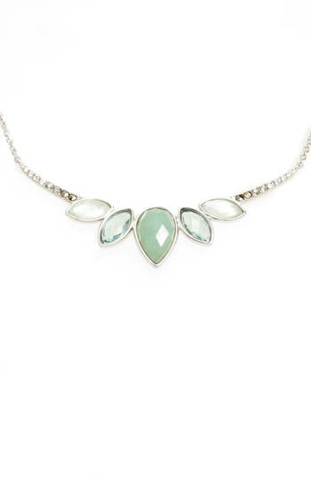 Women's Judith Jack Lakeside Crystal Frontal Necklace