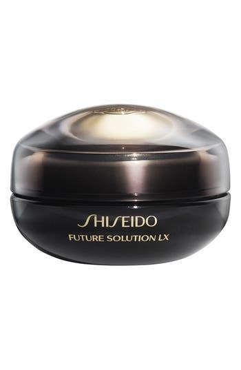 Shiseido Future Solution Lx Eye & Lip Contour Regenerating Cream