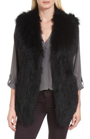 Women's La Fiorentina Genuine Fox Fur Vest at NORDSTROM.com