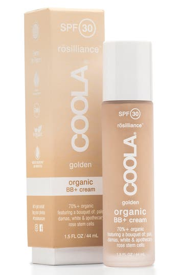 Coola Suncare Rosilliance™ Mineral Bb+ Cream Spf 30 - Golden
