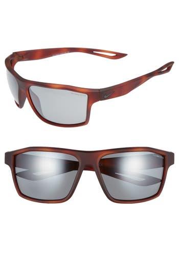 Nike Legend 65Mm Multi-Sport Sunglasses - Matte Tortoise