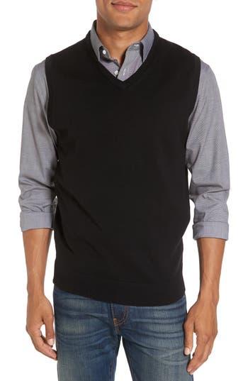 Nordstrom Men's Shop Merino Wool Sweater Vest