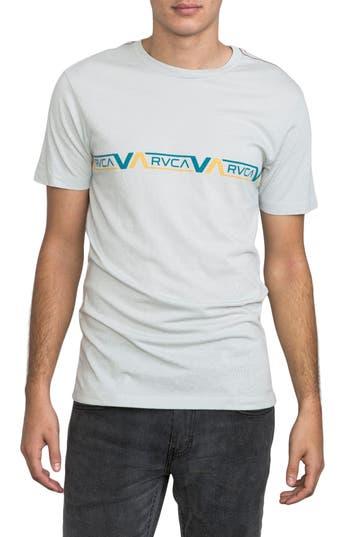 Rvca Graphic T-Shirt, White