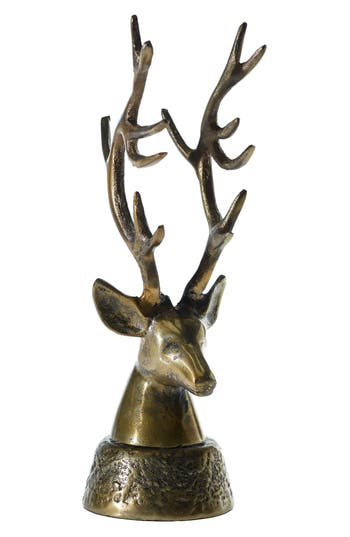Accent Decor Deer Head Tabletop Decoration