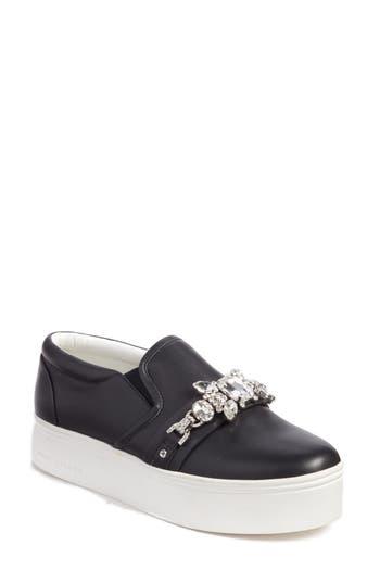 Marc Jacobs Platform Sneaker, Black
