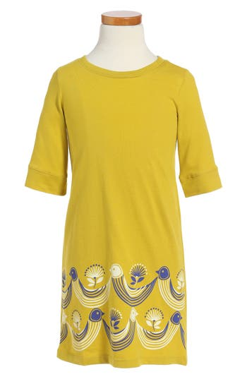 Girl's Tea Collection Iona Graphic Dress