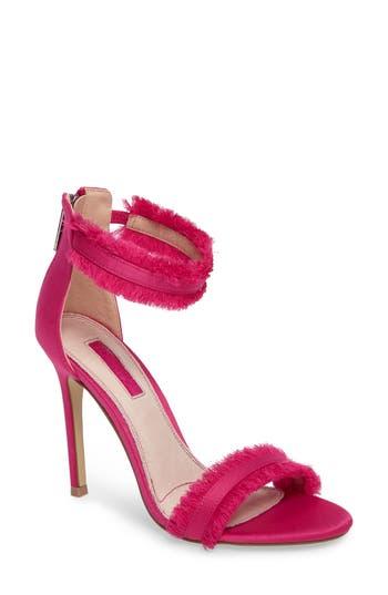 Women's Topshop Riley Fringe Sandal