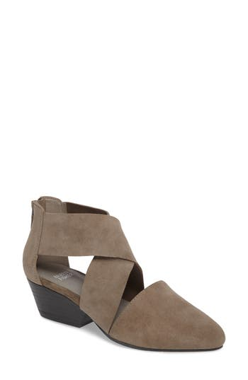 Eileen Fisher Vera Strappy Pump, Grey
