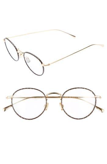 Derek Lam 47Mm Optical Glasses - Brown