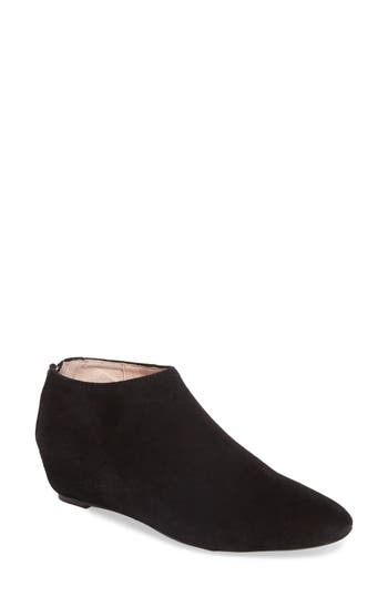 Aves Les Filles Beatrice Ankle Boot- Black