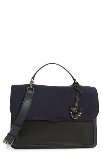Rebecca Minkoff Top Handle Shoulder Bag - Black