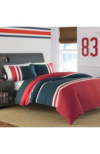 Nautica Heritage Colorblock Comforter & Sham Set, Size Twin - Blue