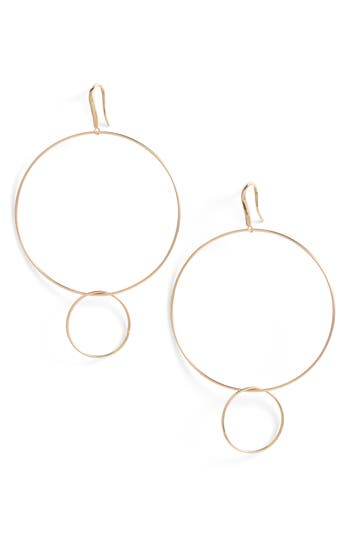 Lana Jewelry Frontal Hoop Earrings