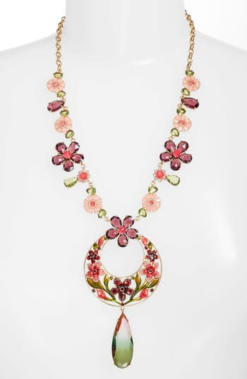 Women's Kate Spade New York In Full Bloom Statement Necklace