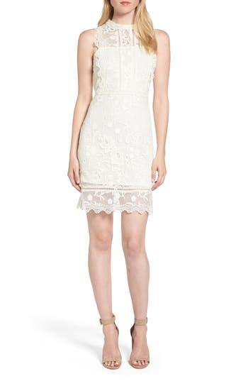Women's Willow & Clay Lace Sheath Dress