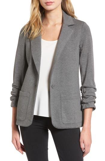 Bailey 44 Jane Fleece Jacket, Grey