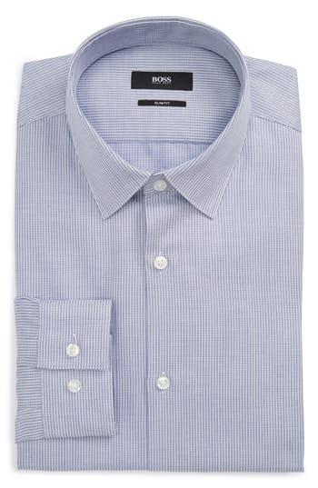 Men's Boss Isko Slim Fit Print Dress Shirt