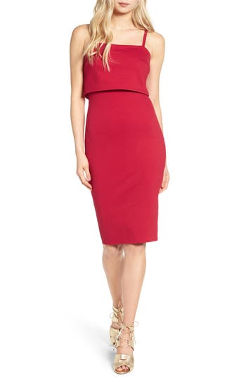 Women's Soprano Dress, Size X-Small - Red