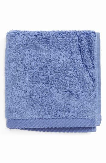 Matouk Milagro Washcloth, Size One Size - Blue