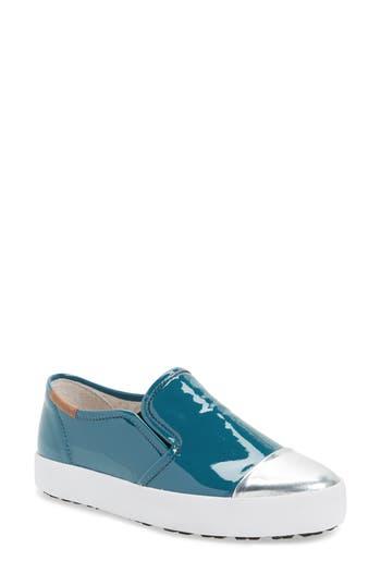 Blackstone Nl47 Slip-On Sneaker Blue/green