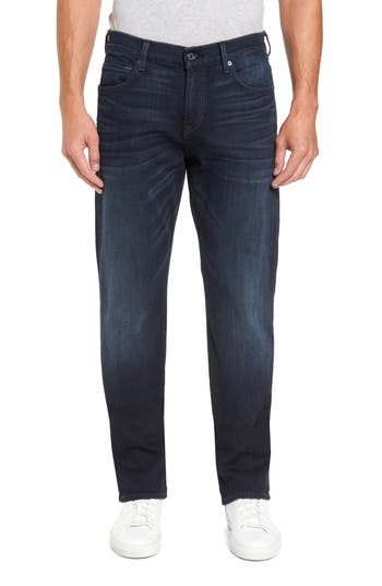 7 For All Mankind Carsen Straight Leg Jeans, Blue