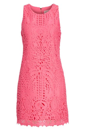 Women's Eliza J Lace Shift Dress